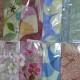 ミャンマーに持っていくお土産の準備 MIHAMA で買った着物生地