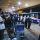 ヤンゴン空港に到着 入国審査と荷物カートとポーターと